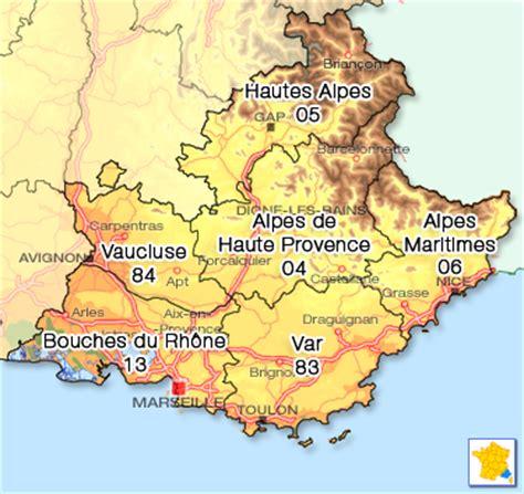 Location vacances Mer/Lac Provence Alpes Côte d'Azur