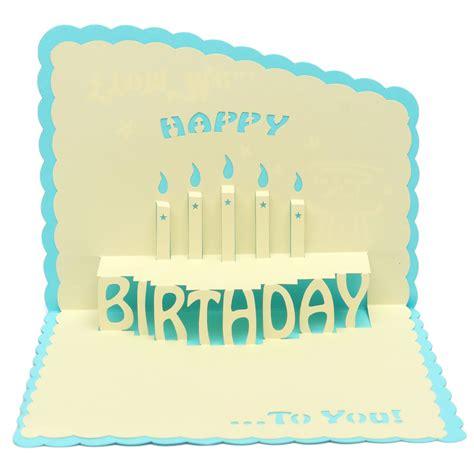 3d greeting card happy birthday 3d greeting card pop up birthday