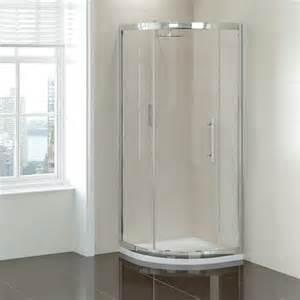 Single Door Quadrant Shower Enclosure April Prestige Single Door Offset Quadrant Shower Enclosure