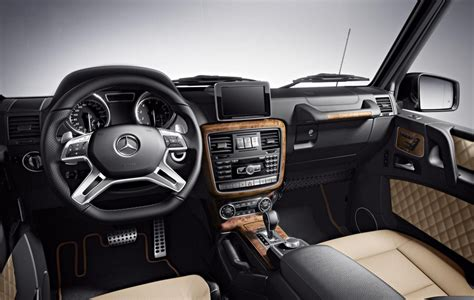 Mercedes G Class Interior by Mercedes G Class Designo Interior Options Detailed