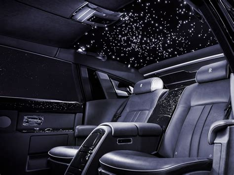 rolls royce wraith headliner the 5 most outrageously expensive car options in the