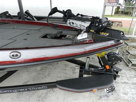 steps for bass boats pictures to pin on pinterest thepinsta - Ranger Boat Trailer Step Pads