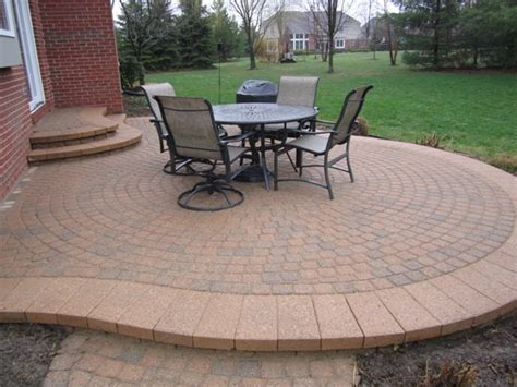 Paver Patio Maintenance Brick Pavers Canton Plymouth Northville Arbor Patio Patios Repair Sealing