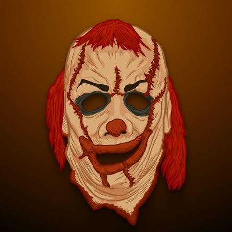 free printable joker mask scary clown mask printable www pixshark com images