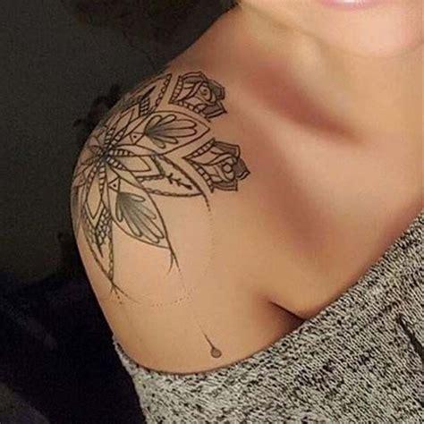 shoulder pad tattoo shoulder tattoos clipground