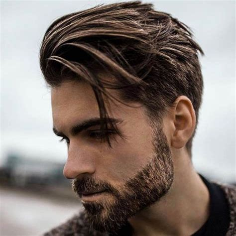 young mens hairstyles for thick hair long on top short on bottom best 25 men s haircuts ideas on pinterest men s cuts