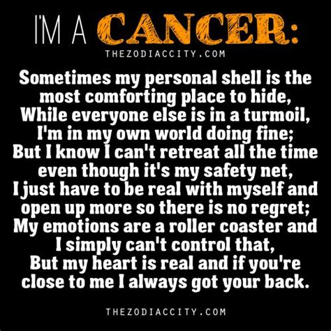 25 best ideas about cancer personality on pinterest