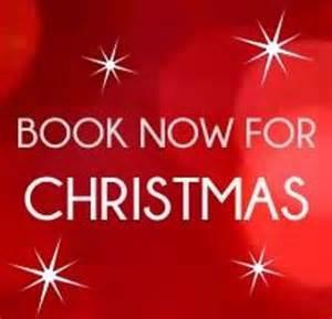 christmas bookings now taken photo de shipley bridge