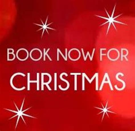 christmas bookings now taken photo de shipley bridge
