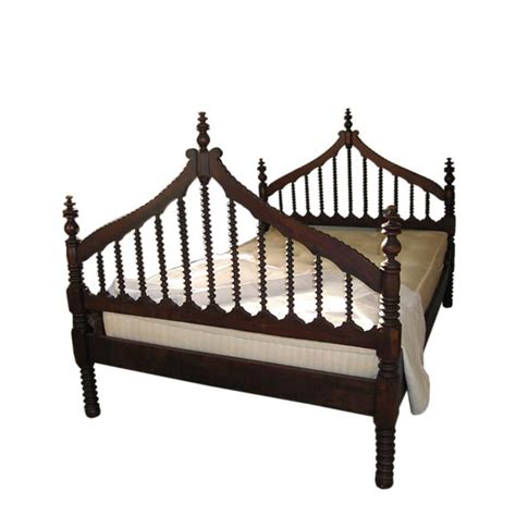 spindle bed gothic spindle bed at 1stdibs