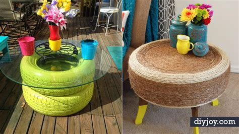 awesomely easy diy ideas    tires
