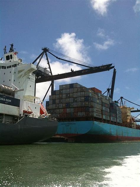 Mba Shipping Port Fl by Wps Port Of Miami Port Commerce