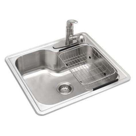 one basin kitchen sink drop in kitchen sinks kitchen sinks the home depot