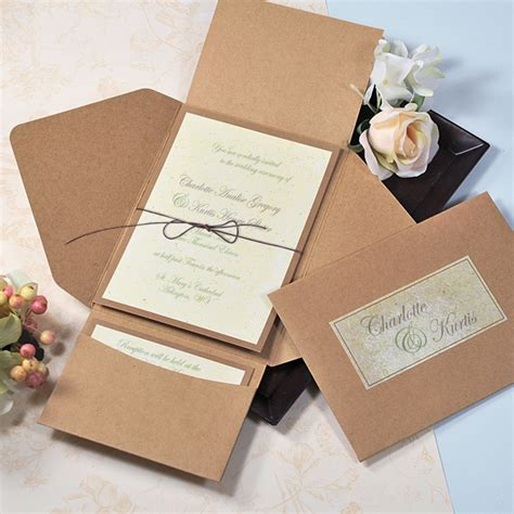 Wedding Invitation Kits