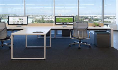 Open concept office design, open concept office space