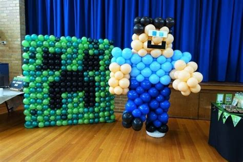 A Well Built Minecraft  Ee  Boy Ee  S  Ee  Birthday Ee    Ee  Party Ee   Spaceships