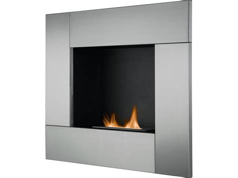 the galaxy wall mounted bio ethanol in stainless