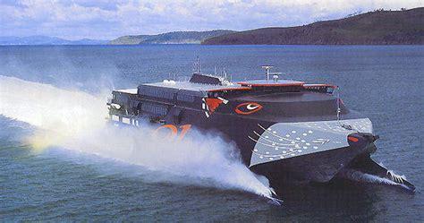 largest catamaran ferry devil cat catamaran passenger ferry ship technology