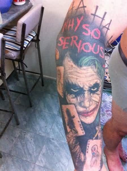 joker tattoo writing joker tattoo ideas and joker tattoo designs page 49