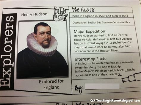 Character Trading Cards Template 3rd Grade by 25 Best Ideas About Explorers Unit On Early