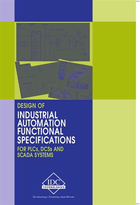 design of manufacturing systems design of industrial automation functional specifications