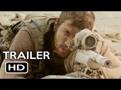 john cena aaron taylor johnson movie the wall official trailer 2017 john cena aaron taylor