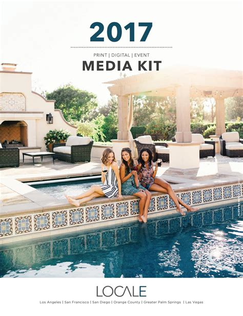 100 california home and design media kit u0027s lifestyle digital media company