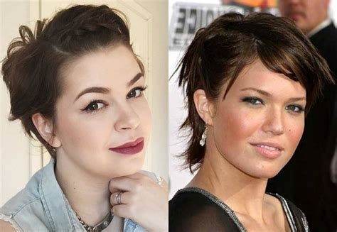 Best Hairstyles For 2017 For Faces by Best Pixie Haircuts For Faces 2017 Hairdrome