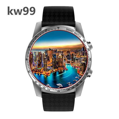 Smartwatch Gw10 3g Wifi Os Android Rate Simcard cessbo kw99 classical business smartwatch 3g sim card bluetooth wifi app smart