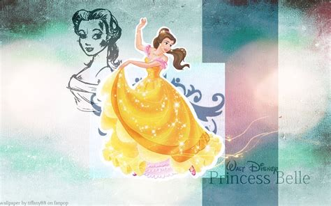themes hd belle disney princess images princess belle hd wallpaper and