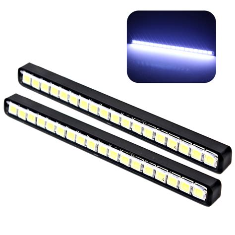 led lights for cars store waterproof car daytime led light auto daylight car styling