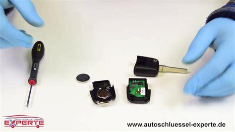 Audi Schl Ssel Batterie by Vw Schl 252 Ssel Batterie Austauschen Reparieren Wechseln