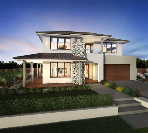 Design House Canberra | huntingdale two storey home canberra mcdonald jones