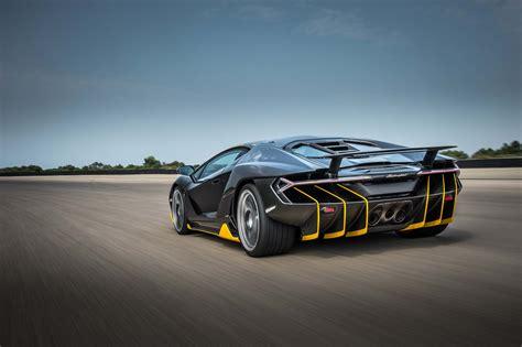 In Lamborghini Lamborghini Centenario Lp 770 4 Drive Motor Trend