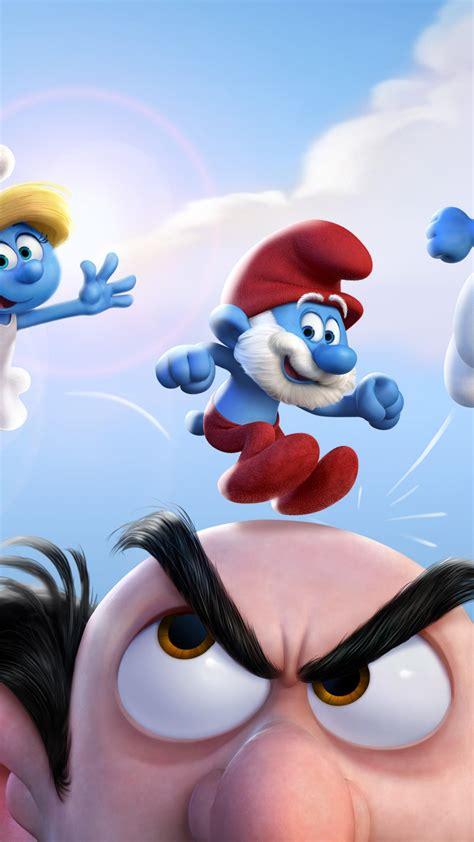 wallpaper  smurfy  animation movies   cartoon movies