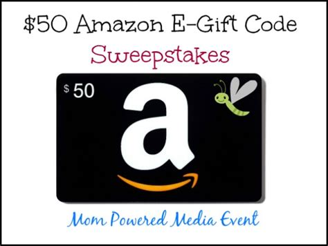 Amazon E Gift Card - 50 amazon e gift card giveaway ends 3 9