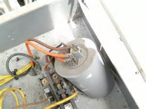 central ac capacitor fan wiring hvac diy chatroom home improvement forum