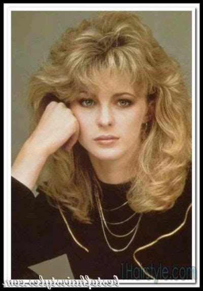 11980s ladies hair styles eighties hairstyles for women for existing performance