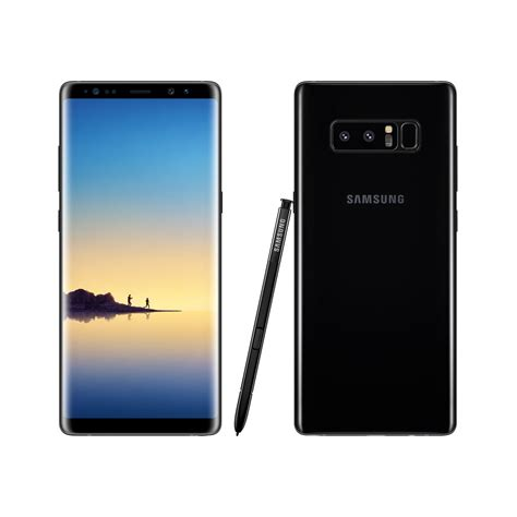 Handphone Samsung Note Di Malaysia samsung note 8 6gb ram 64gb rom original malaysia set new set with seal black shopee malaysia