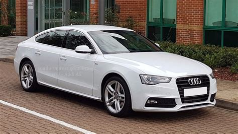 Audi A5 In White used white audi a5 for sale surrey