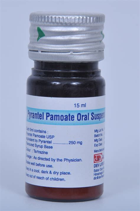 Obat Cacing Pirantel minum obat cacing pyrantel pamoate mediskripta
