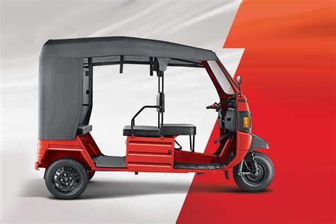 Mini E Autos by Mahindra E Alfa Mini Electric Rickshaw Launched In India