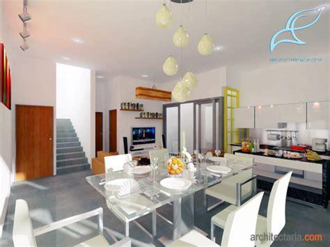 desain interior ruang tamu dan ruang makan dekorasi dan desain interior untuk menciptakan ruang