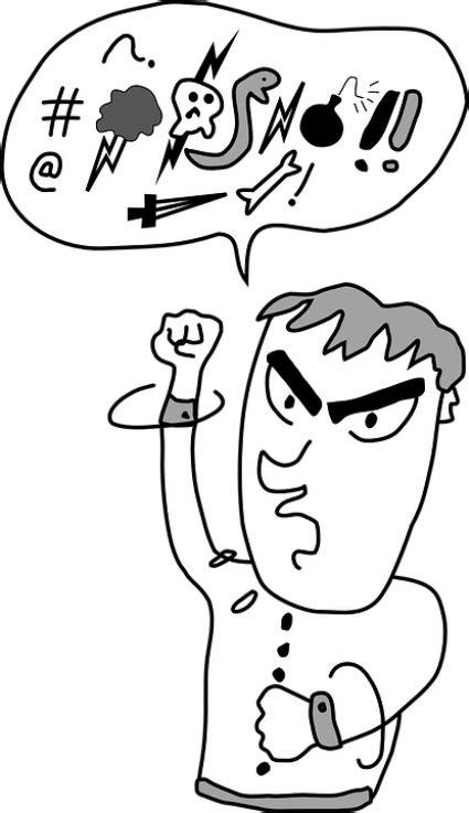 Você tem um amigo que xinga muito? Segundo os psicólogos