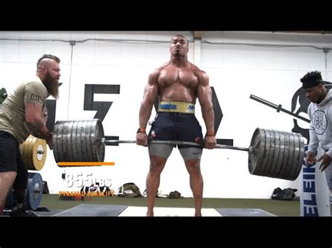 larry wheels pyramid deadlift