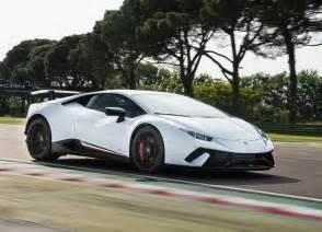 Huracan Lamborghini Specs 2018 Lamborghini Huracan Performante Review Specs Photo