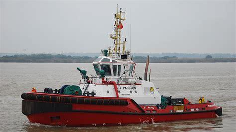 tug boat for sale singapore a pair of rarts 3300av class asd tugboats for keppel