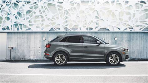 Audi Q3 Crash Test by 2016 Audi Q3 Aces Crash Tests Earns Top Safety Rating