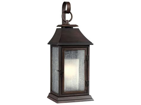 Copper Outdoor Lights Feiss Shepherd Heritage Copper Outdoor Wall Light Ol10602htcp