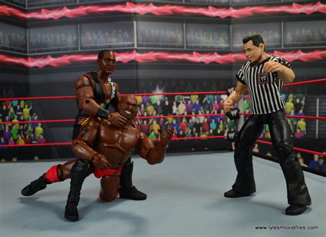 Out And About Nation 10 by Elite Farooq And The Rock Figure Review Nation Of